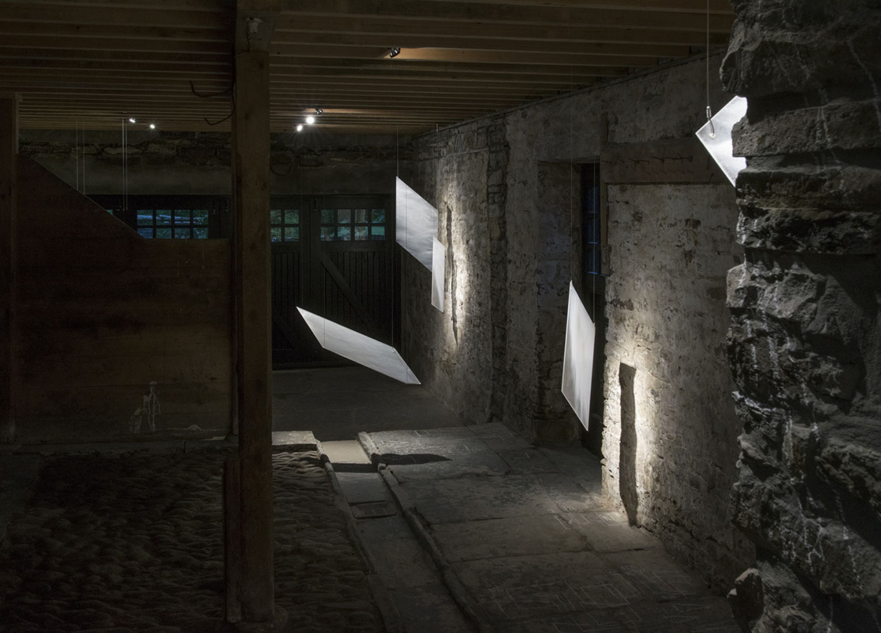 Tracing Light : Byre, Latheron House, Caithness